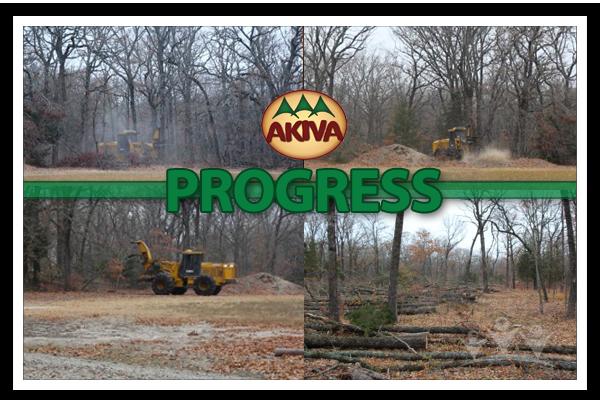 Progress at Camp Akiva